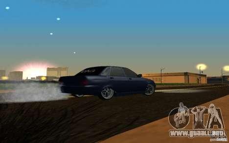 LADA PRIORA coches tuning para la visión correcta GTA San Andreas