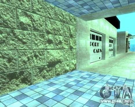 HD Motor Show para GTA San Andreas séptima pantalla