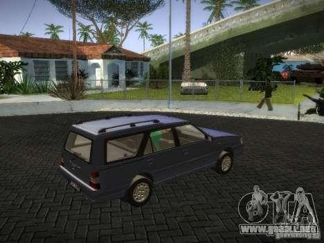 Daewoo FSO Polonez Kombi 1.6 2000 para la visión correcta GTA San Andreas