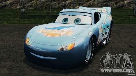 Lightning McQueen Dinoco para GTA 4