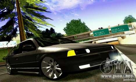 Volkswagen GOL G2 Tuning para visión interna GTA San Andreas