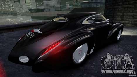 Holden Efijy Concept para GTA 4 left