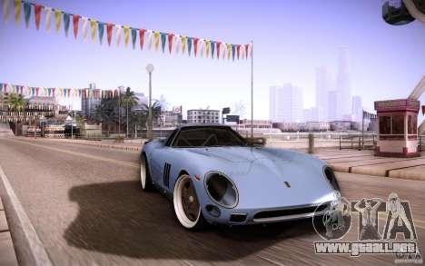 Ferrari 250 GTO 1964 para visión interna GTA San Andreas