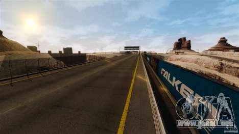 Ambush Canyon para GTA 4 sexto de pantalla
