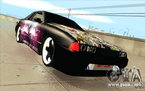 Forsage para GTA San Andreas