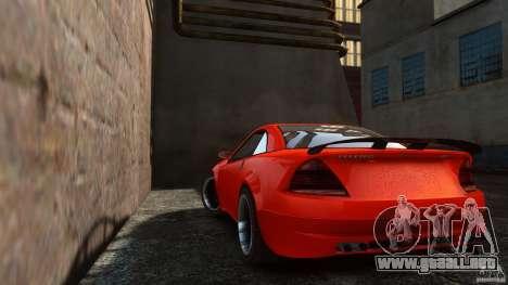 Feltzer DriftTec para GTA 4 left