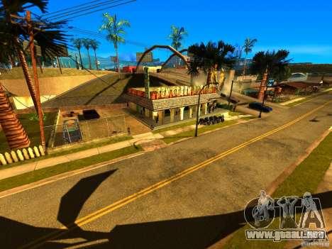 Mod Beber Cerveja V2 para GTA San Andreas segunda pantalla