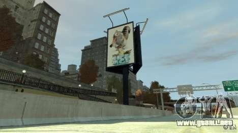 New gas station para GTA 4 novena de pantalla