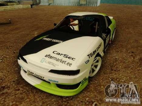 Nissan S14A Team Ghost para GTA San Andreas