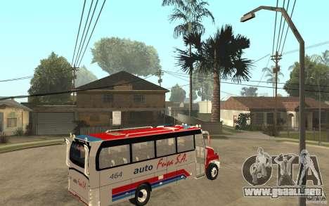Kodiak B70 - Autofusa Colombia para GTA San Andreas