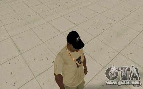 Casquillo d12 para GTA San Andreas segunda pantalla