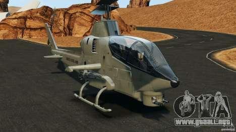 Bell AH-1 Cobra para GTA 4