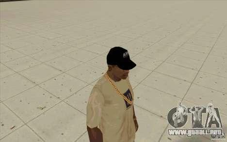 Jefe tapa negra para GTA San Andreas segunda pantalla