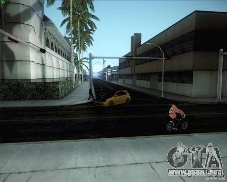 Nuevos caminos alrededor de San Andreas para GTA San Andreas sexta pantalla
