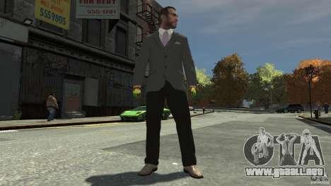 Adidas Rasta Gloves para GTA 4