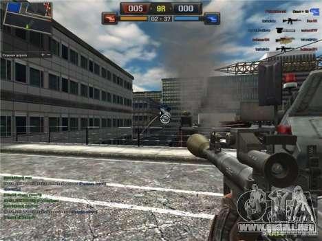 [Point Blank] RPG-7 para GTA San Andreas
