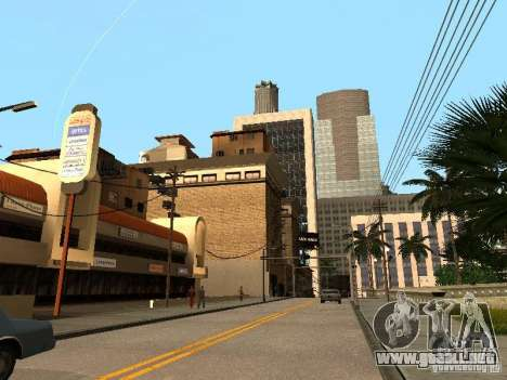 Maps for parkour para GTA San Andreas segunda pantalla