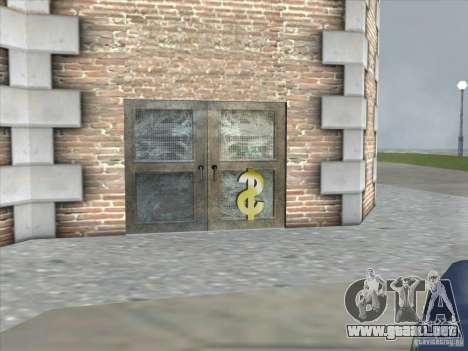 Asesoría jurídica de empresa Cidžeâ para GTA San Andreas tercera pantalla