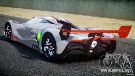 Mazda Furai Concept 2008 para GTA 4 visión correcta