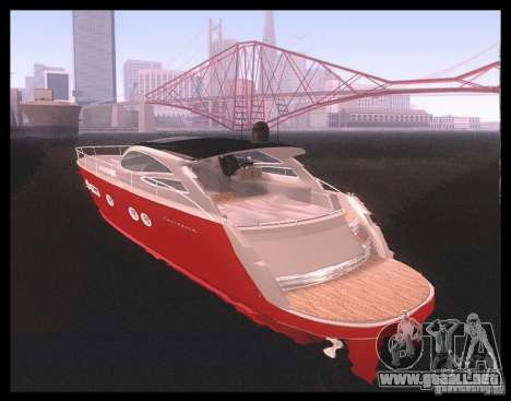 Cartagena Delight para GTA San Andreas left