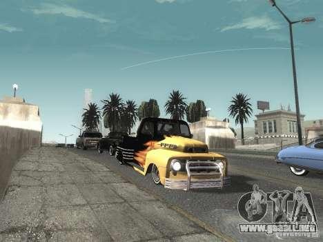 ENBSeries v 2.0 para GTA San Andreas quinta pantalla