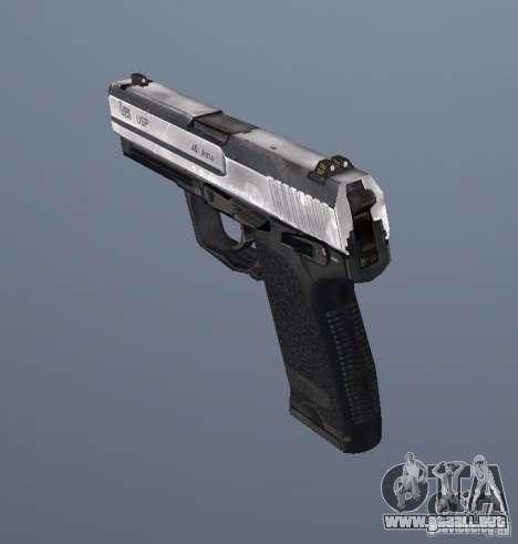 Grims weapon pack3-2 para GTA San Andreas sucesivamente de pantalla
