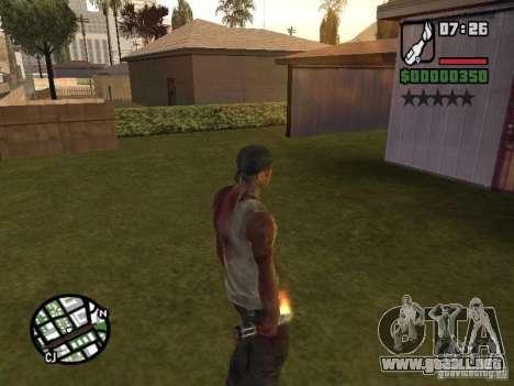 Markus young para GTA San Andreas twelth pantalla
