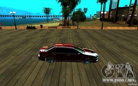 ENB para cualquier ordenador para GTA San Andreas décimo de pantalla