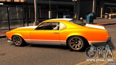 New Sabre GT para GTA 4 left