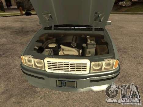 HD Mafia Sentinel para la visión correcta GTA San Andreas