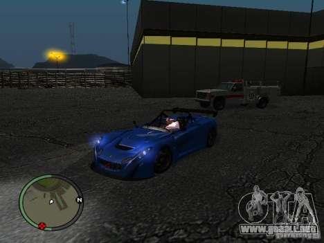 Lotus 2-Eleven 2009 para GTA San Andreas