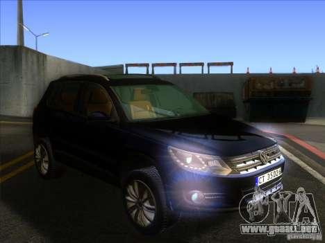 ENBSeries by Fallen v2.0 para GTA San Andreas sexta pantalla
