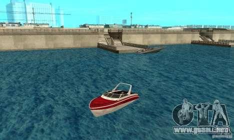 GTAIV Tropic para GTA San Andreas