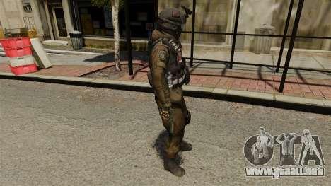 Phoenix Paratroopers para GTA 4 segundos de pantalla