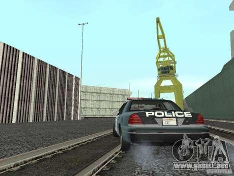 LowEND PCs ENB Config para GTA San Andreas séptima pantalla