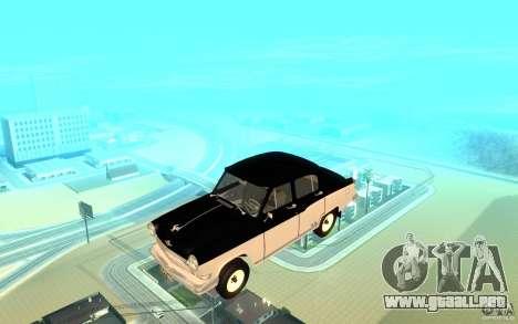 Relampago Negro para GTA San Andreas octavo de pantalla