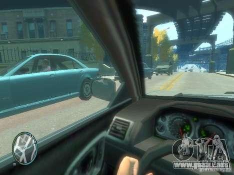 Tipo de coche para GTA 4 quinta pantalla