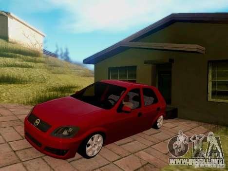 Chevrolet Celta 1.0 VHC para GTA San Andreas