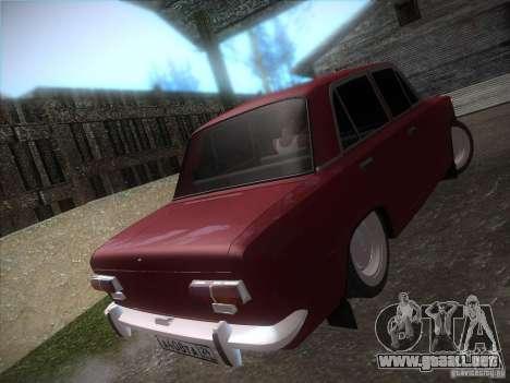 VAZ 2101 para GTA San Andreas interior