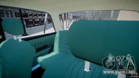 Fiat 125p Polski 1970 para GTA motor 4