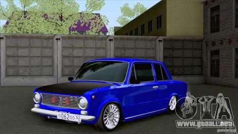 VAZ 2101 Coupe Loui para GTA San Andreas