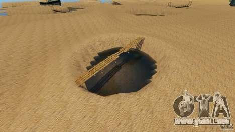 Desierto de Gobi para GTA 4 tercera pantalla