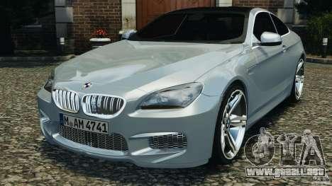 BMW M6 Coupe F12 2013 v1.0 para GTA 4