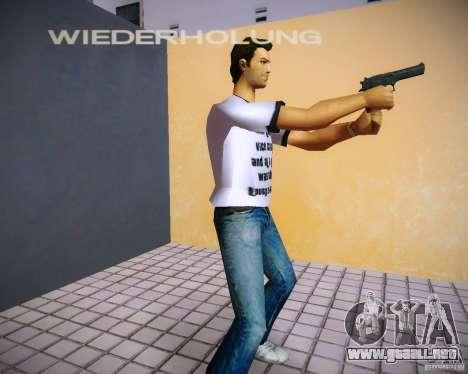 Pak armas de GTA4 para GTA Vice City