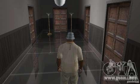 Nuevas texturas interiores para casas seguras para GTA San Andreas tercera pantalla