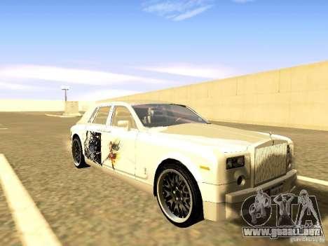 Rolls-Royce Phantom V16 para el motor de GTA San Andreas