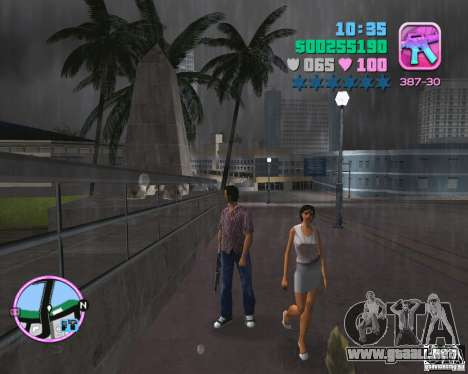 Pieles de HD para GTA Vice City novena de pantalla