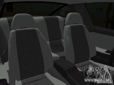 Nissan 200SX para GTA Vice City vista interior