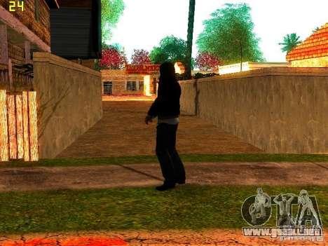 Alex Mercer para GTA San Andreas tercera pantalla