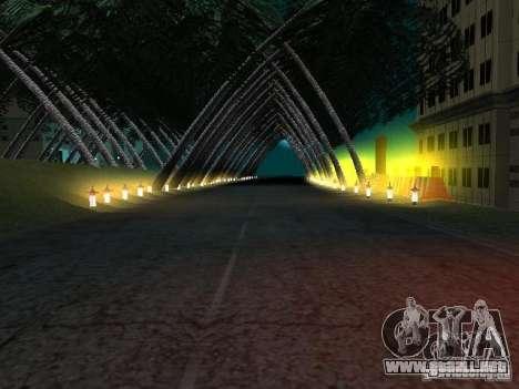 Nueva ciudad v1 para GTA San Andreas